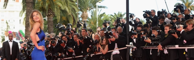 Edition Fashion Mania about dresses at Cannes Movie Festival