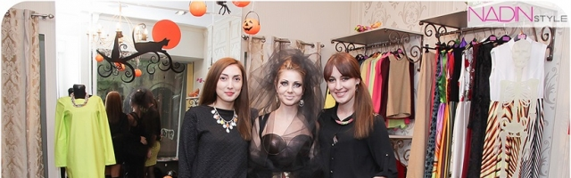 Halloween with Nikita Rinadi