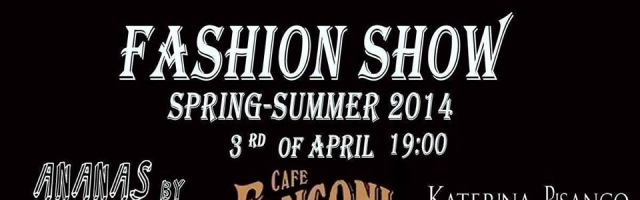 Fashion Show in Fanconi spring/summer 2014