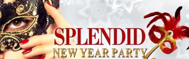 SPLENDID New Year Party 2016. SOON!