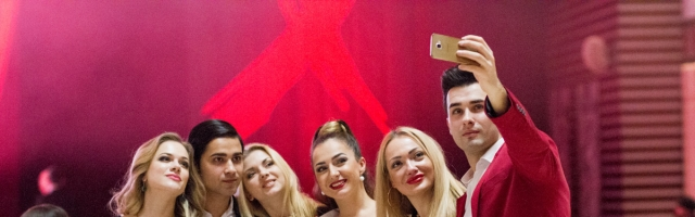 "Bilanțurile serii de caritate ""Red Ribbon Gala Awards 2016"""