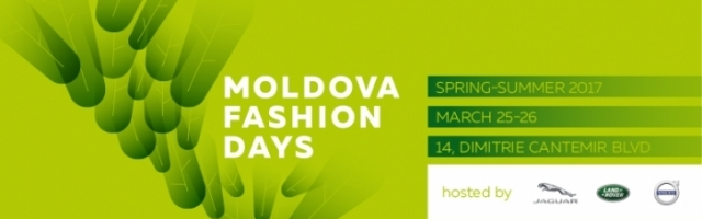 Moldova Fashion Days Spring-Summer Edition 2017