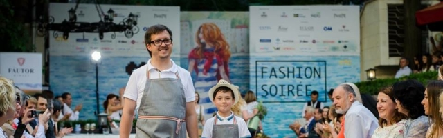 Fashion Soirée Resort Collections 2018 Mark «Din ♥ Brands of Moldova»