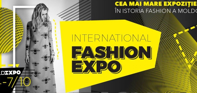 INTERNATIONAL FASHION EXPO 2018